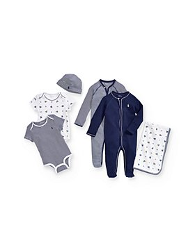 Ralph Lauren - Boys' Bear-y Cute Baby Collection - Baby