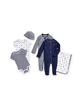 Ralph Lauren - Boys' Bear-y Cute Baby Bundle - Baby