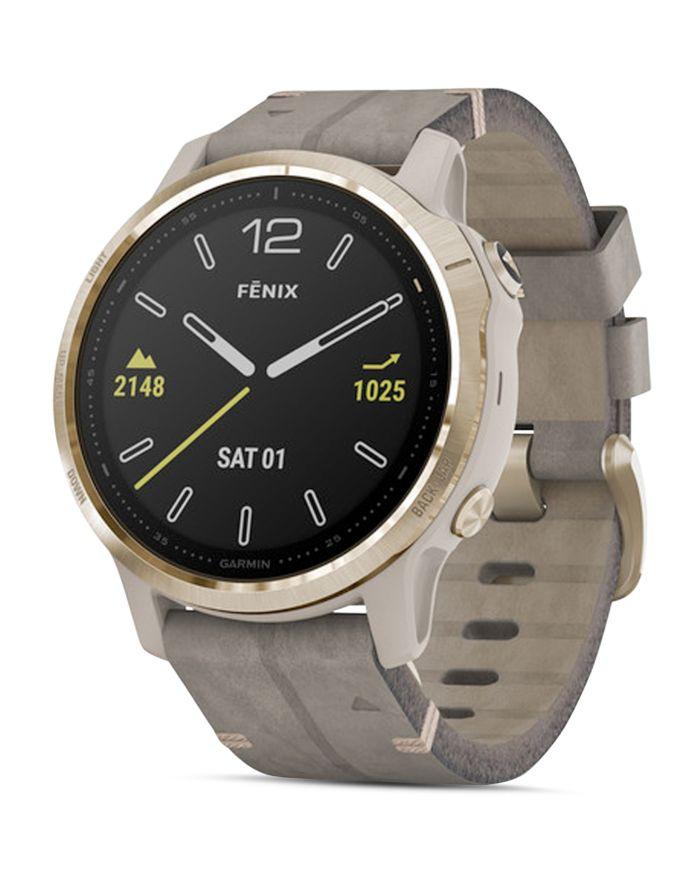 Garmin Fenix 6S Smartwatch, 42mm    Bloomingdale's