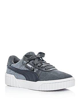 PUMA - Women's Cali Sequin Platform Low-Top Sneakers