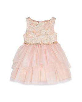 Pippa & Julie - Girls' Brocade Tutu Dress - Baby
