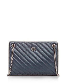 Gucci - GG Marmont Matelassé Medium Shoulder Bag