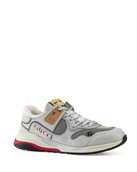 Gucci - Men's Ultrapace Low-Top Sneakers