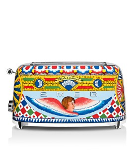 Smeg - Dolce & Gabbana Four-Slice Toaster
