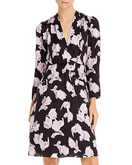 Rebecca Taylor - Blossom V-Neck Dress