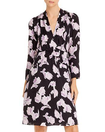 Rebecca Taylor - Blossom V-Neck Dress