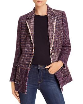 Rebecca Taylor - Blanket Tweed Blazer
