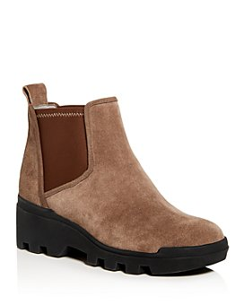 Eileen Fisher - Women's Splash Waterproof Wedge Booties