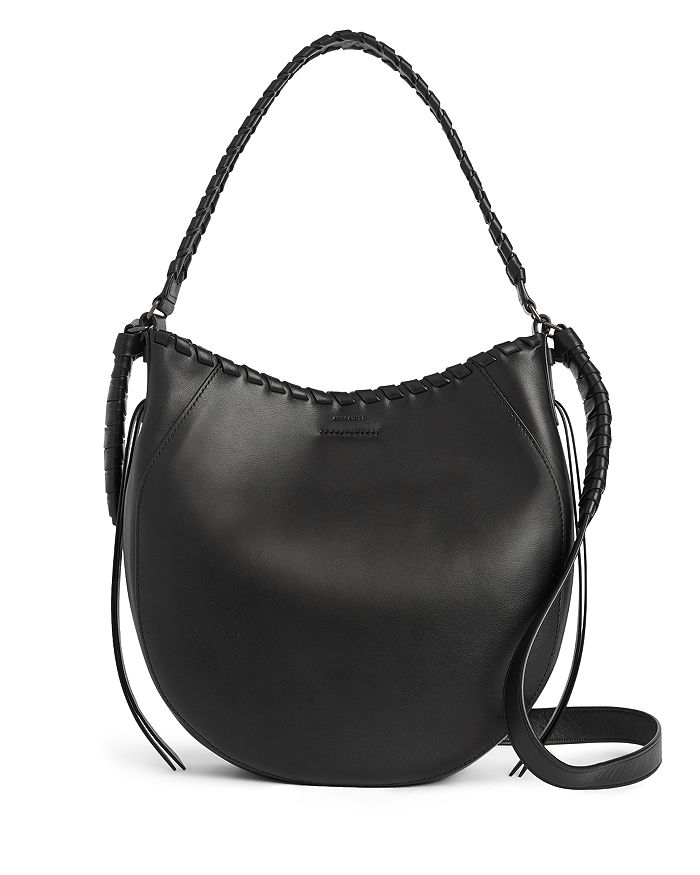 ALLSAINTS - Courtney Leather Hobo