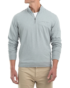 Johnnie-o Keane Quarter-Zip Sweatshirt