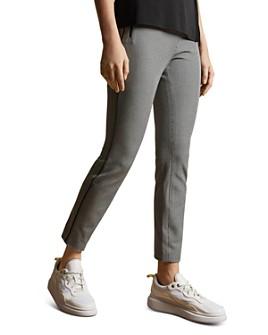 Ted Baker - Karolin Checked Ankle Skinny Pants
