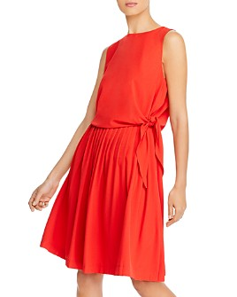 Marella - Calcina Back-Button Dress