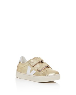 VEJA - Unisex Esplar Leather Low-Top Sneaker - Walker, Toddler