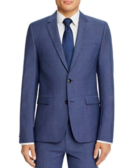 HUGO - Astian Micro Check Extra Slim Fit Suit Jacket - 100% Exclusive