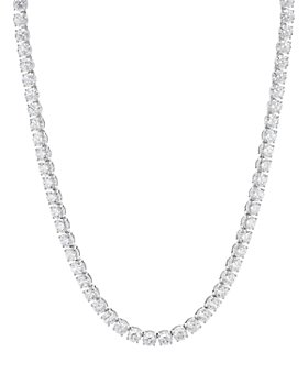 Nadri - Classic Tennis Necklace, 16""