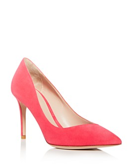 Armani - Women's Decollete Pointed-Toe Pumps