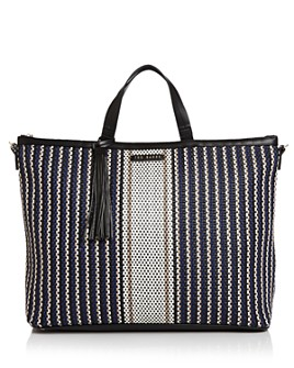Ted Baker - Angelah Large Woven Tote