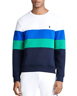 Polo Ralph Lauren - Color-Blocked Sweatshirt