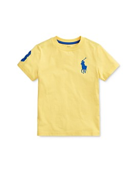 Ralph Lauren - Boys' Big Pony Tee - Little Kid