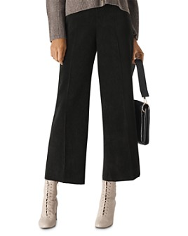 Whistles - Corduroy Cropped Pants