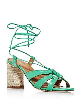 Andre Assous - Women's Maggie Ankle-Tie Espadrille Sandals
