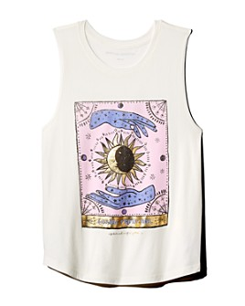Spiritual Gangster - Cosmic Protection Muscle Tank