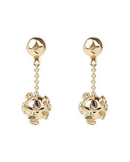 Alexis Bittar - Sputnik Chain Drop Earrings