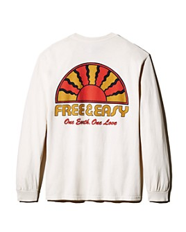 Free and Easy - Long-Sleeve Fire Tee - 100% Exclusive