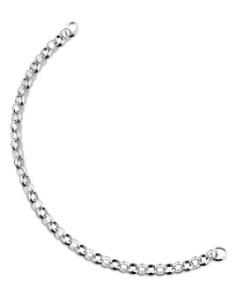 TOUS - Sterling Silver Hold Chain Bracelet