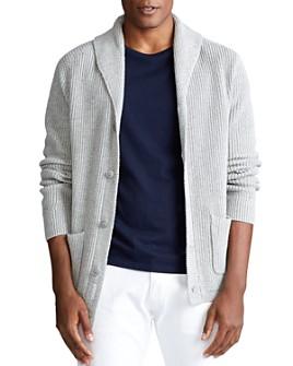 Polo Ralph Lauren - Regular Fit Shawl-Collar Cardigan Sweater