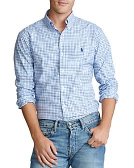 Polo Ralph Lauren - Classic Fit Poplin Button-Down Shirt