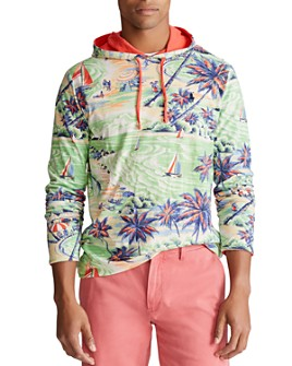 Polo Ralph Lauren - Reversible Hooded Tee