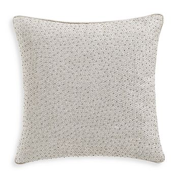 """Hudson Park Collection - Terrazzo Embroidered Decorative Pillow, 16"""" x 16"""" - 100% Exclusive"""