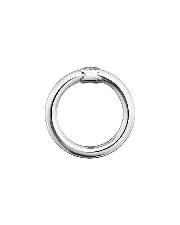 TOUS - Sterling Silver Medium Hold Ring Pendant