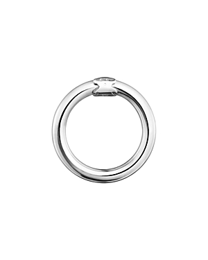 Tous Sterling Silver Medium Hold Ring Pendant