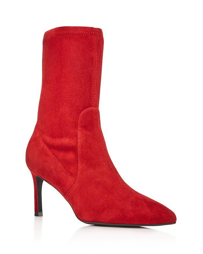 Stuart Weitzman - Women's Wren High-Heel Booties