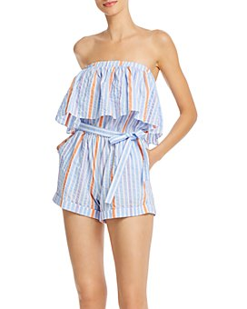 Lemlem - Bahiri Striped Romper