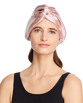 slip - Pure Silk Turban
