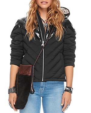 Moose Knuckles Exhibition Puffer Jacket