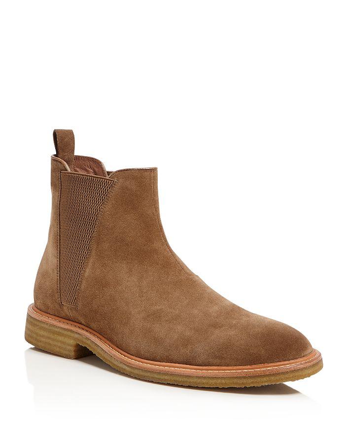John Varvatos Star USA - Men's Leroy Suede Chelsea Boots