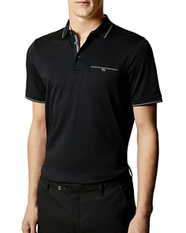 Ted Baker - BOOMIE Color-Tipped Polo Shirt