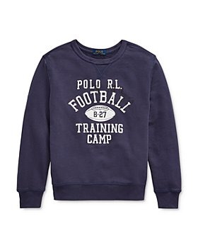 Ralph Lauren - Boys' Graphic Sweatshirt - Little Kid, Big Kid
