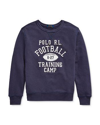 Ralph Lauren - Boys' Graphic Sweatshirt - Big Kid