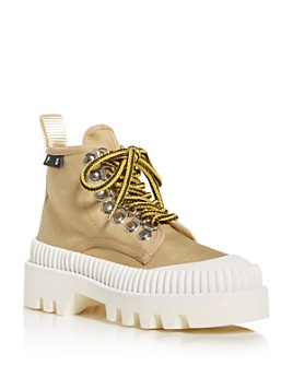 Proenza Schouler - Women's High-Top Platform Sneakers