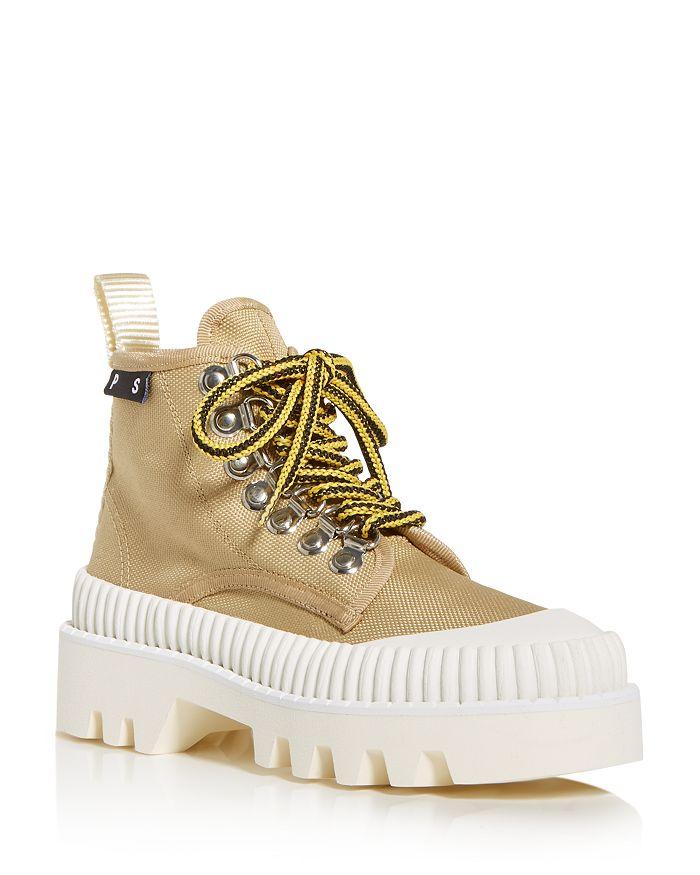 Proenza Schouler - Women's High-Top Platform Sneakers