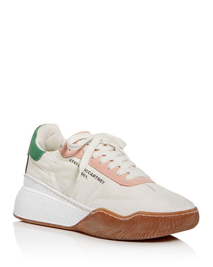 Stella McCartney - Women's Wedge Low-Top Sneakers