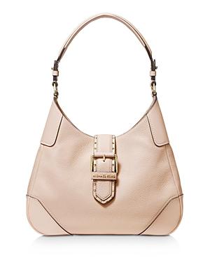 Michael Micheal Kors Lillian Medium Studded Hobo-Handbags