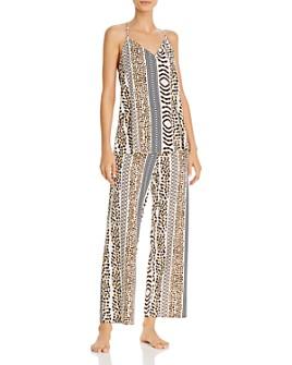 Josie - Printed Shiloh Pajama Set