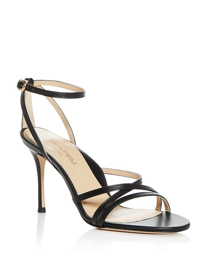 MARION PARKE - Women's Lillian Strappy High-Heel Sandals