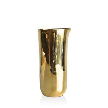 Tina Frey Designs - Brass Carafe